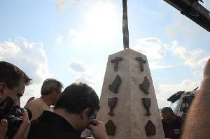 DSC 0199 300x199 Pedra Fundamental do futuro Centro de Convenções Quadrangular é lançada em Serra Negra