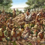 Jesus e os pães