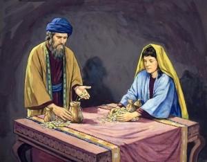 5 300x234 Ananias e Safira