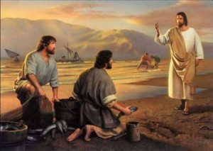 jesus y pedro 300x213 A peneira do diabo