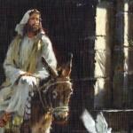 Olhando para Jesus ou para o jumento
