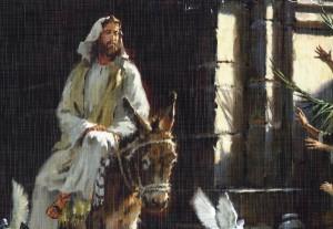 jesus e jumentinho 300x207 Olhando para Jesus ou para o jumento