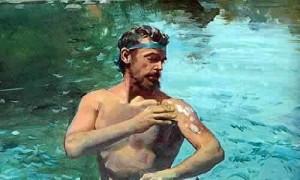 naama e curado da lepra nas aguas do jordao 300x180 Obediência que traz a cura