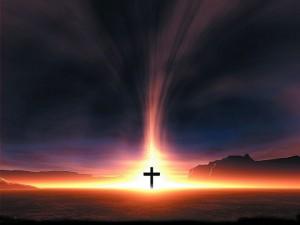 Cruz e Sol 300x225 A Graça de Deus