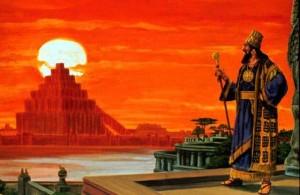 quem foi nabucodonosor biblia 300x195 A Humilhação do Rei