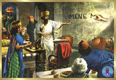 Confie em Deus para lhe dar palavras sabias quando falar com pessoas que oferecem perturbações. Jesus Cristo tem no céu um grande banquete para nós!