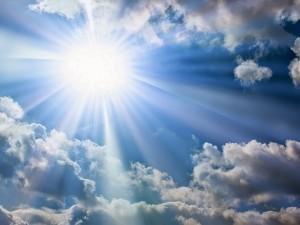 Luz Divina 300x225 A vinda do Senhor