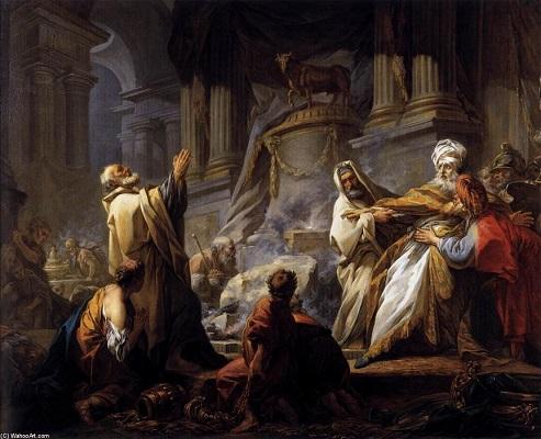 Jeroboão, em vez de confiar que o Senhor iria estabelecer o seu reino, como havia prometido, com medo de perder o apoio do povo, recorreu a métodos pecaminosos, de manipulação, usando o povo para o seu bel prazer, como cobaias.