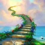 A visão da escada de Jacó
