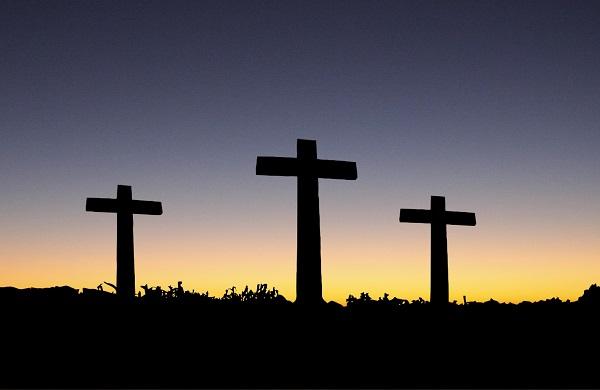 A palavra final de Jesus Cristo: eu não esqueci de você: hoje mesmo você estará comigo no paraíso.