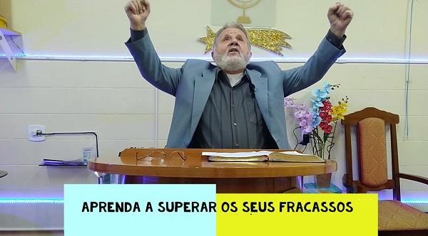 Mensagem do dia 24/10/2020 por Zito da Silva. Repost da mensagem do dia 01/08/2020  Aprenda a superar os seus fracassos